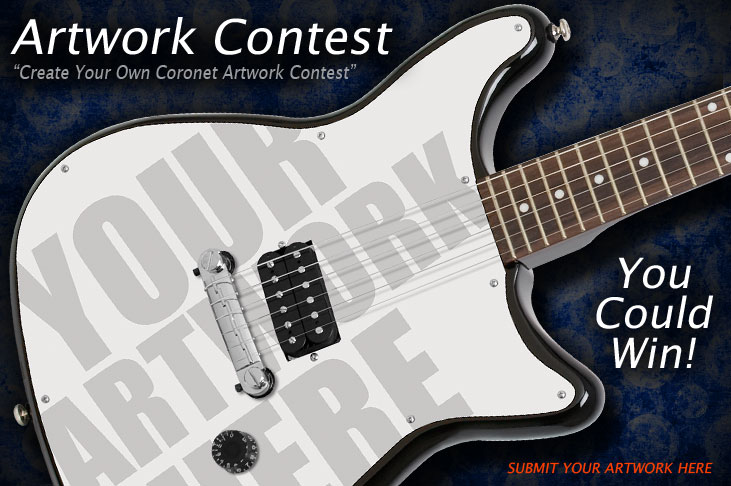 Design Your Own Coronet Artwork Contest