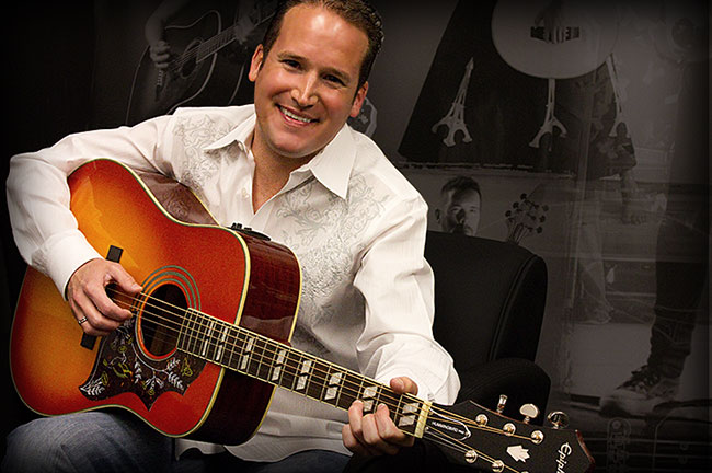 Marty Burns: The Epiphone Interview