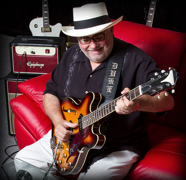 Duke Robillard: The Epiphone Interview