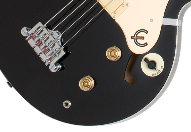 Spotlight on Epiphone Basses