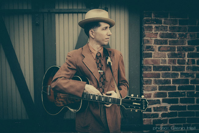 Pokey LaFarge, The Epiphone Interview