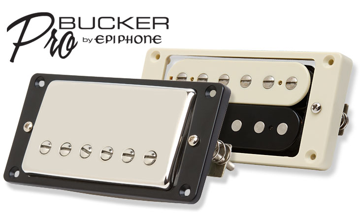 Take the Epiphone ProBucker Challenge