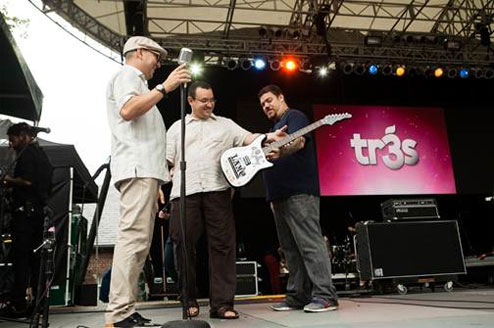 Epiphone Sponsors 2013 Latin Alternative Music Conference