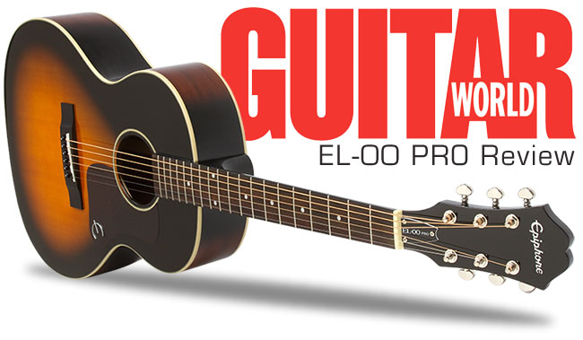 Guitar World Reviews The EL-00 PRO