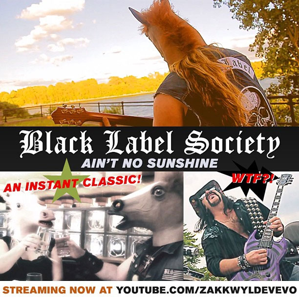 Black Label Society: An Instant Classic!