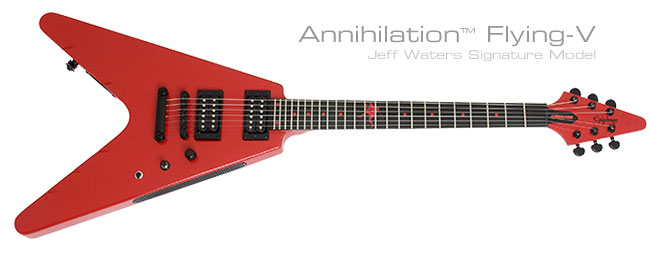 New Annihilator Video For No Way Out Features Epiphone and Toby