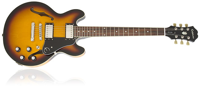 Vintage Guitar Reviews The Epiphone ES-339 PRO