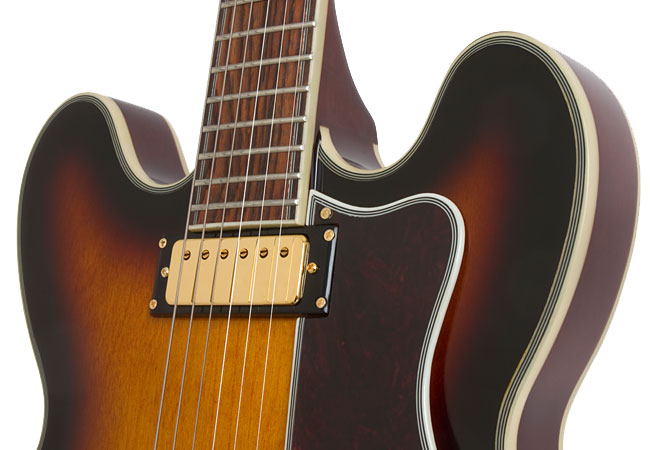 Epiphone 50th Anniversary Sheraton Makes Premier Guitar's Best Gear of 2013 List