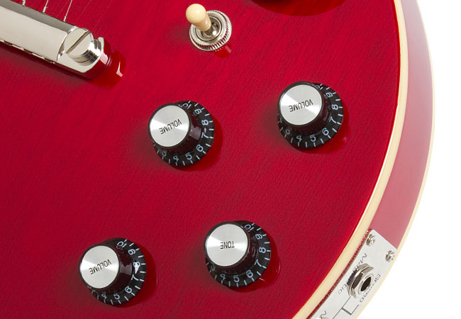 Spotlight on the Ultra III Les Paul and the Ultra 339