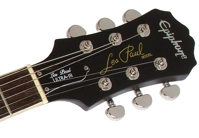 spotlight on the ultra iii les paul and the ultra 339. Black Bedroom Furniture Sets. Home Design Ideas
