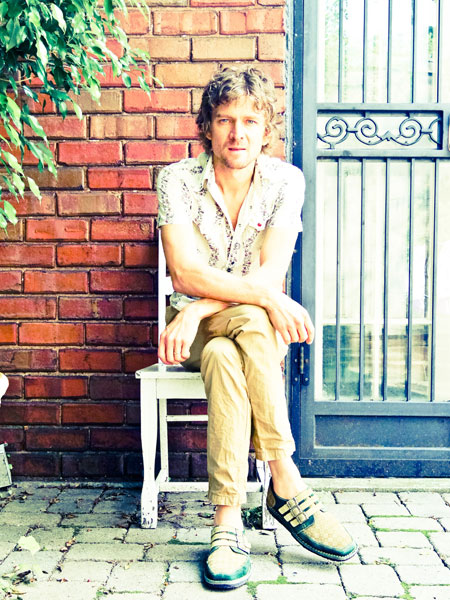 Brendan Benson: The Epiphone Interview