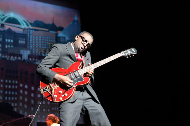 Mr. Sipp Takes Home Top Honors at the 30th International Blues Challenge