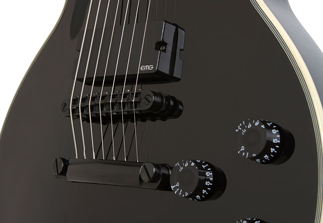 Guitar World Reviews The Epiphone Matt Heafy Les Paul Custom 7