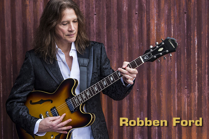 Robben Ford: The Epiphone Interview