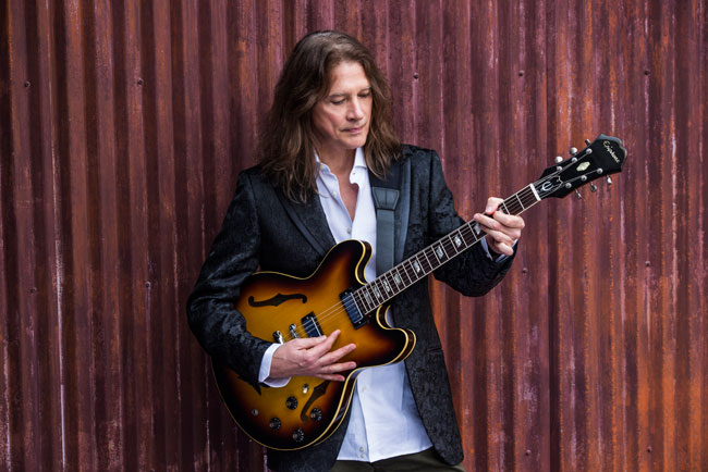 Robben Ford The Epiphone Interview