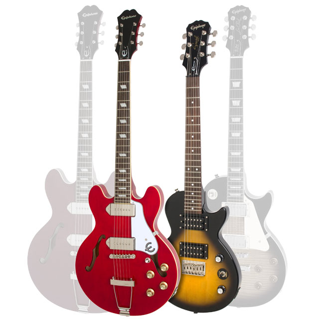 Epiphone casino vs casino coupe