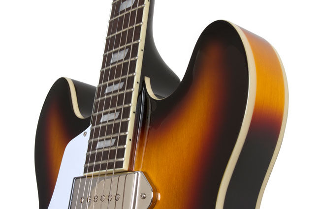 The Epiphone Ltd. Lefty Collection
