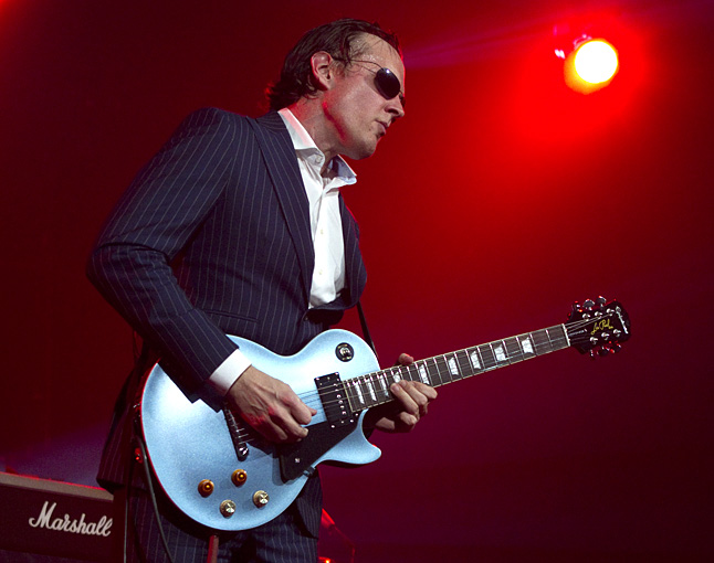 Joe Bonamassa: The Epiphone Interview