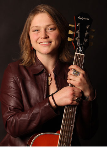 The Epiphone Interview: Crystal Bowersox