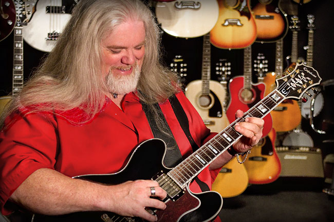 The Epiphone Interview: Rusty Wright