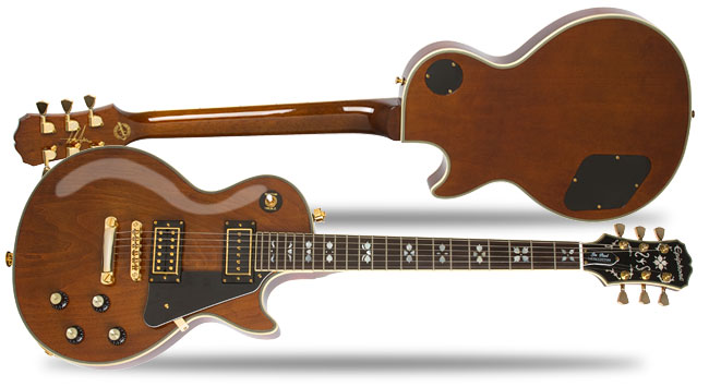 Ltd. Ed. Lee Malia Signature Les Paul Custom