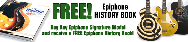 Free Epiphone History Book