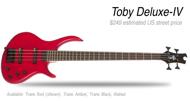 Epiphone Toby Deluxe IV