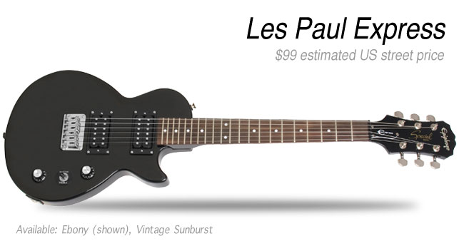 Epiphone Les Paul Express