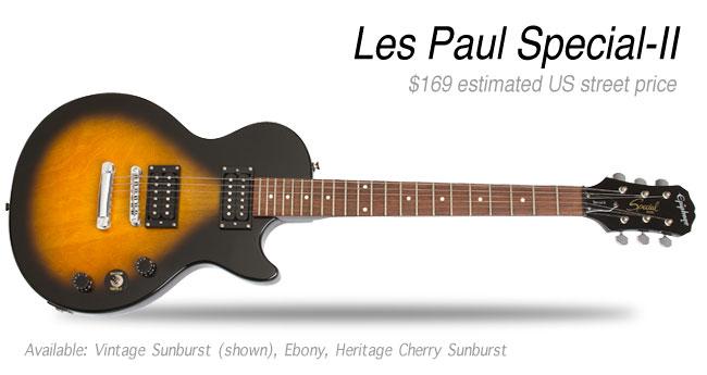Epiphone Les Paul Special II