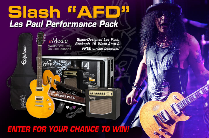 Win a New Slash AFD Pack!