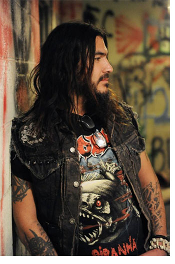 The Epiphone Interview: Robb Flynn