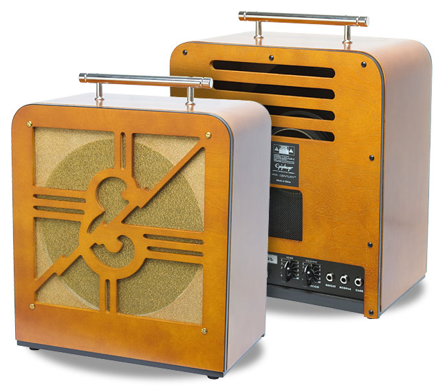 Epiphone Century Amp Scores Editor's Pick Award From Guitar Player!