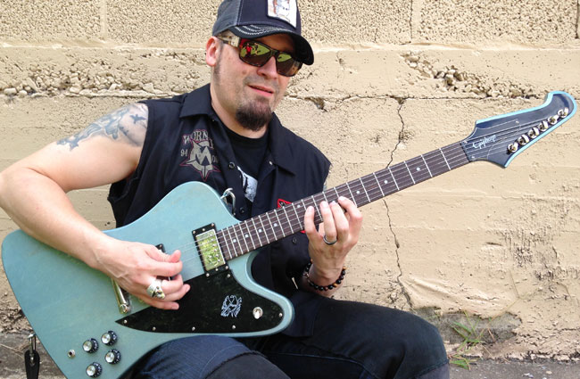 The Epiphone Interview: Nick Catanese