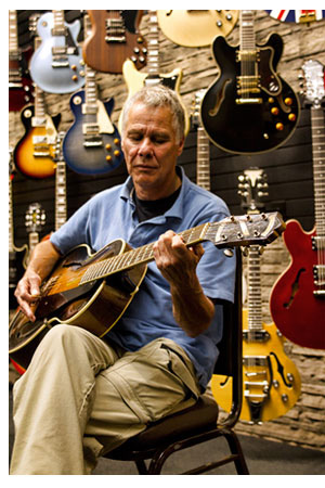Ruurd Feitsma: the Epiphone Interview