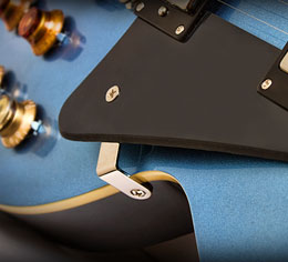 Enter to Win a Joe Bonamassa Les Paul Custom in Pelham Blue!