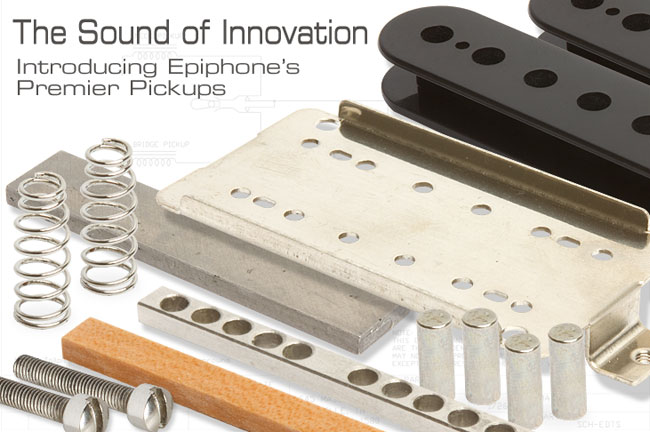 The Sound Of Innovation Introducing Epiphone S Premier
