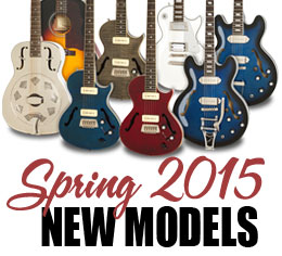 New for Spring 2015