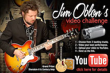 Take the Jim Oblon Video Challenge!