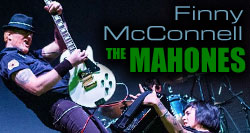 A Chat With Finny McConnell of The Mahones