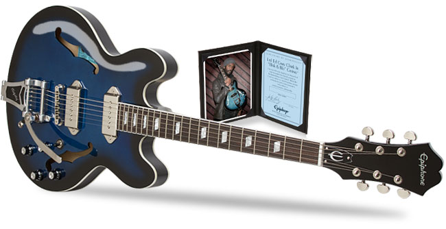 Epiphone casino blak and blu review premier roulette system