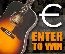 Enter to Win a Masterbilt AJ-45ME!