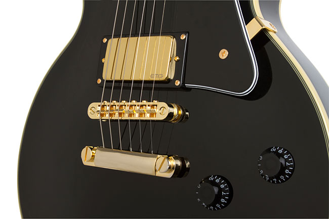 Epiphone Previews Björn Gelotte Les Paul at Musikmesse 2015