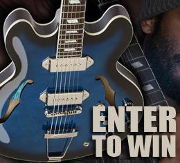 Enter to Win a Signed Gary Clark Jr. Blak and Blu Casino