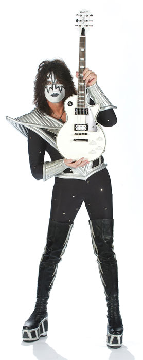 Tommy Thayer: The Epiphone Interview