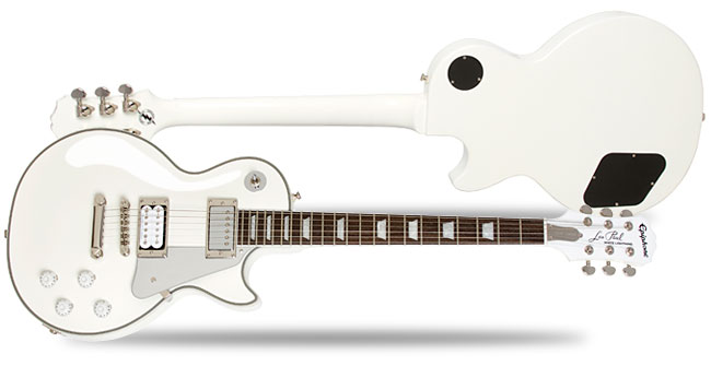 Ltd. Ed. Tommy Thayer White Lightning Les Paul Outfit