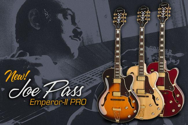 Joe Pass Emperor-II PRO