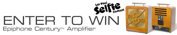 Les Paul Selfie Contest