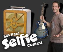 Epiphone Les Paul Selfie Contest