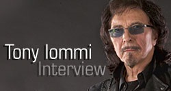 Tony Iommi: The Epiphone Interview