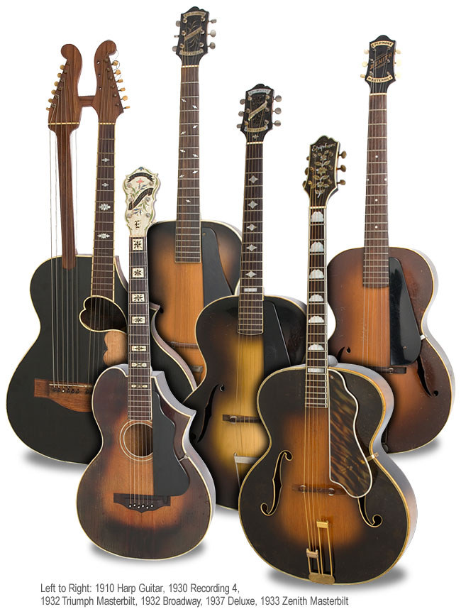 Epiphone Historic Collection